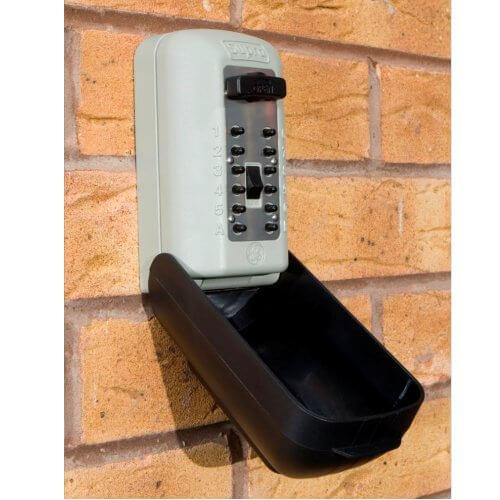GE500, postbox keysafe - safe