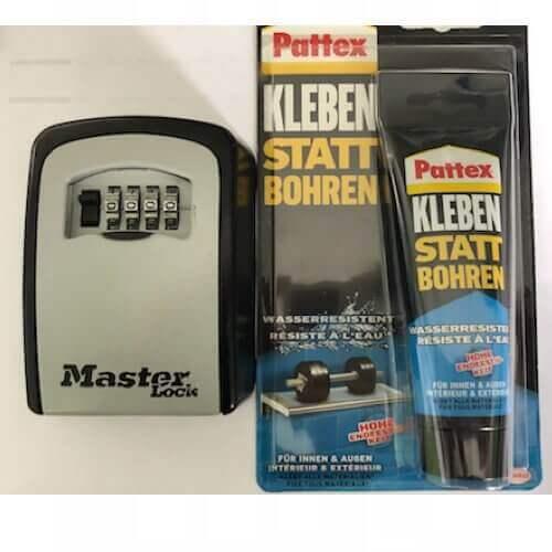 MILKBOX_5401KLEB,magnetic keysafe - Key Safe