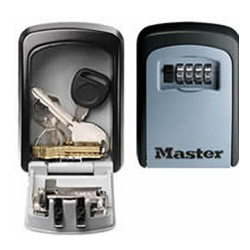 MLK5401D - magnetic keysafe - keys