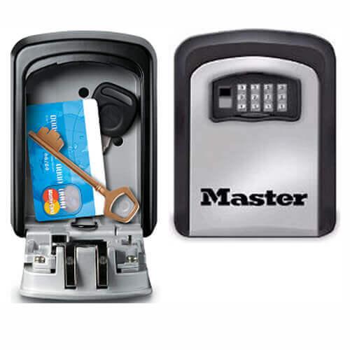 MLK5403 - milkbox keysafe -  postbox keysafe