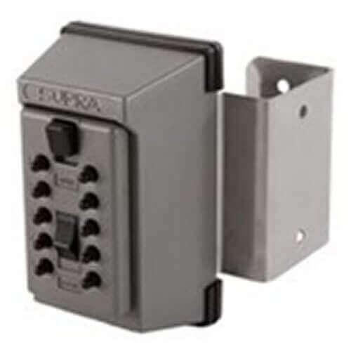 SUPRAJ5, postbox keysafe - magnetic keysafe