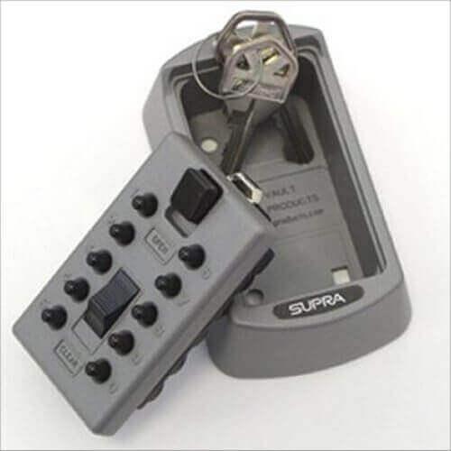 SUPRAS6 - magnetic keysafe - magnetic keysafe