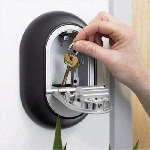 Y500,magnetic keysafe - safe
